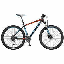 SCOTT Aspect 730 bicicletta MTB Black/Blu/Red mountain bike 2017