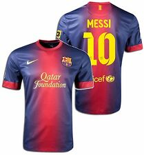 NIKE LIONEL MESSI FC BARCELONA HOME JERSEY 2012/13.