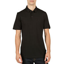 Volcom Herren T-Shirt WOWZER POLO - BLACK