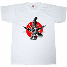 GUITAR POWER T-SHIRT 100% COTONE ELECTRIC CHITARRISTA LIVE GRUPPO MUSICALE