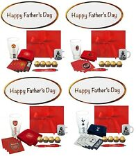 Father's Day FC Gift Box with Mini Bar set Daddy Mug Toblerones Bottle Opener