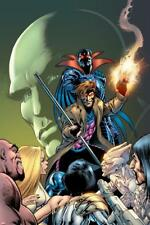 Poster X-Men: Legacy No. 213: Gambit, Mr. Sinister, Xavier, Charles Chambre