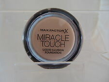 Max Factor Miracle touch liquid illusion foundation - Choose your shade -
