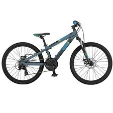 SCOTT Voltage Junior 24 disc - bici MTB bambino - grigia bicicletta mountain bik