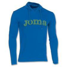 FELPA CAPPUCCIO BRAMA CROSS ROYAL M/L-JOMA-