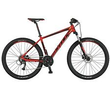 Scott Aspect 750 Rd/Bk/Yl bici MTB Bicicletta mountain bike 2017