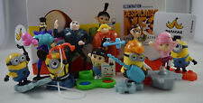 Kinder Surprise Despicable Me 3 Toys including Minions - Choose your Character