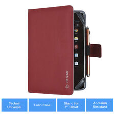 """Techair Universal Tablet Folio Case with Stand for 7"""" Tablet, Comfortable Grip"""