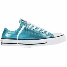Converse Chuck Taylor All Star Ox Fresh Cyan Mens Sneakers Trainers