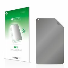 upscreen Spy Shield Clear Protector Pantalla de Privacidad para Majestic TAB-493