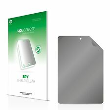 upscreen Spy Shield Clear Protector Pantalla de Privacidad para Majestic TAB-578