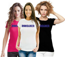 European Union Brexit Remain Referendum Dont Leave EU Remoaner Ladies T Shirt