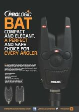 NEW FOR 2017 PROLOGIC BAT BITE ALARM WITH PROTECTIVE COVER