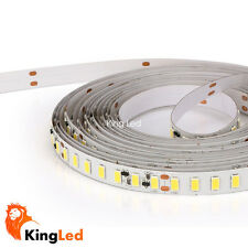 KingLed® Tira LED 24V 630SMD5630 190W 5M Ra85 UltraBright 20.000Lm Strip IP20