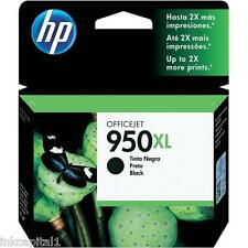 1 x HP N 950XL Nero cartuccia a getto di inchiostro OEM CN045AE Officejet