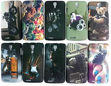 Koolbug's Night Glow Hard Back Case Cover For Micromax Canvas Juice A77 / A177