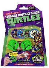WHOLESALE TEENAGE MUTANT NINJA TURTLES SHELL SHOOTERS BATTLE PACKS PARTY BAGS