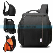YINGNUOST Y62 DSLR Camera Carry Bag Waterproof Backpack For Canon Nikon Sony【UK】
