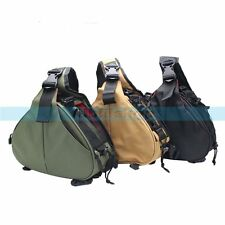 YINGNUOST Triangle DSLR Camera Case Waterproof Bag For Canon Nikon Sony【UK】