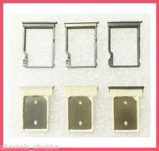 SIM Card + Memory Card Holder SD Card Tray For Htc One M9+ & Htc One M9 Plus