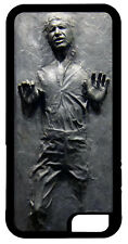 HAN SOLO in Carbonite Star Wars iPhone Cover 4 4s 5 5s 5c 6 6 Plus Case Tablet