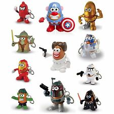 MR POTATO HEAD COLLECTIBLE KEY RING CHAIN POP CHARACTER / MARVEL & STAR WARS