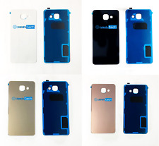 New Samsung Galaxy A3 2016 A310F Rear Glass Back Battery Cover With Adhesive