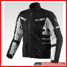 Giacca Moto Revit Sand 2 Nero Argento Touring 3 Strati Rev'it Bmw