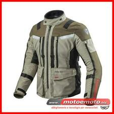Giacca Moto Revit Sand 3 Sabbia Nero Touring 3 Strati Rev'it Bmw