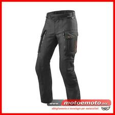 Pantaloni Moto Rev'it Sand 3 Nero 3 Strati Impermeabile Touring Bmw Revit