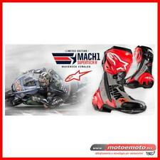 Stivali Moto Alpinestars New Supertech R MACH 1 Vinales limited edition