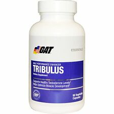 GAT Tribulus Terrestris Testosterone Libido Performance Muscle Booster/ Recovery