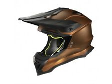 Casco Integrale Off-Road Nolan N53 Smart 38 Flat Rame Graffiato