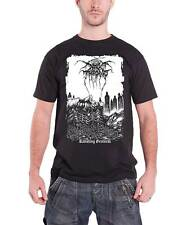 Darkthrone T Shirt Ravishing Grimness 2012 band logo Official Mens Black