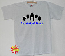 The Young unos CULT TV Divertido Retro Años 80 Camiseta Todas Las Tallas