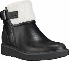 Timberland KENNISTON FLEECE Womens TB0A1KEJ Dark Grey Ankle Boots