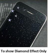 Diamond Glitter Sparkle Screen Guard Scratch Protector 4 Samsung Galaxy S3 S4 S5
