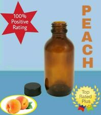All Natural 10% PEACH Flavor USP VG PG E liquid Power Vapor Supply
