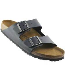 SANDALO INFRADITO BIRKENSTOCK ARIZONA PULL UP NAVY ART. 001464