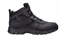 Timberland MT MADDSEN Mens Black TB02731R Waterproof Hiking Boots