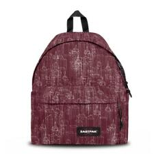 EASTPAK Zaino PADDED PAK'R  Colore :Merlot Blocks