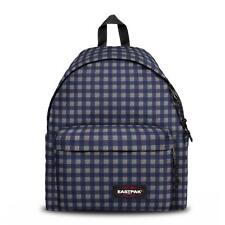 EASTPAK Zaino PADDED PAK'R  Colore: Checksange blue