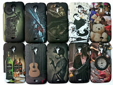 Koolbug's Touch Feel Night Glow Hard Back Case Cover For Micromax Canvas HD A116