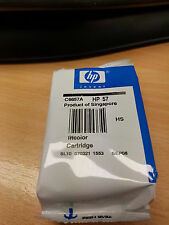 Genuino HP 57 Hewlett Packard C6657AE COLOR Cartucho de Tinta - Clearance
