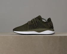 X Puma Tsugi Netfit - Olive Night / Black