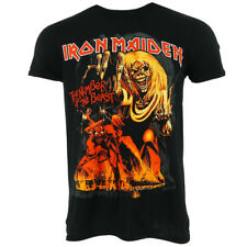 Iron Maiden Number of the Beast Graphic Camiseta Oficial Con licencia Music