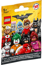 LEGO Mini Figures THE LEGO BATMAN MOVIE SERIES Selection - Pick the one you want
