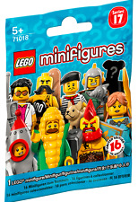 LEGO Mini Figures Series 17 Selection - Pick the one you want