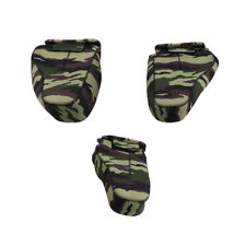 Camo Camera Bag Lens Backpack with Padded Crossbody Strap for DSLR Camera