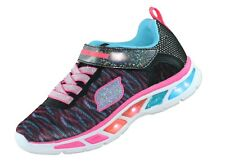 Skechers Lights Litebeams 10767L Blinklichter BKMT Kinderschuhe